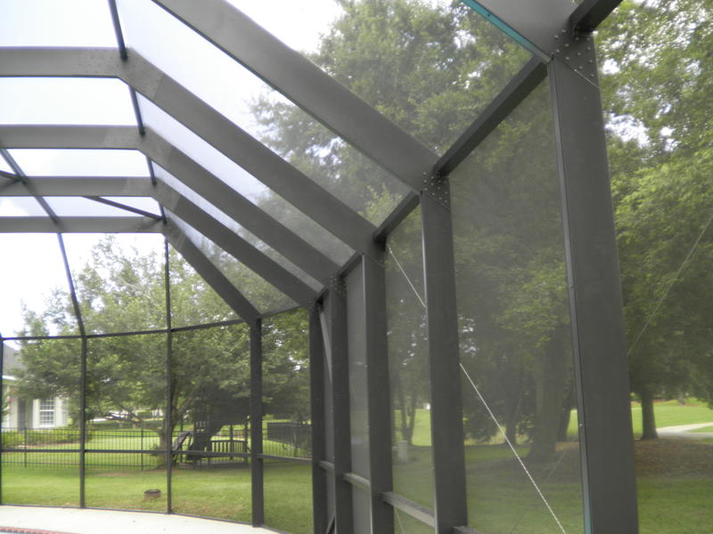 Pensacola Pool Screen Enclosures